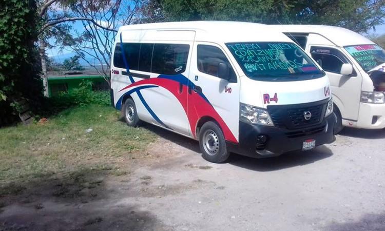 Exigen más transporte y más rutas en Tepexi de Rodríguez
