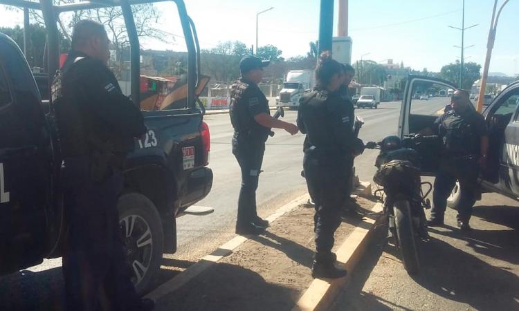 Disminuyen recursos para la seguridad en Tehuacán