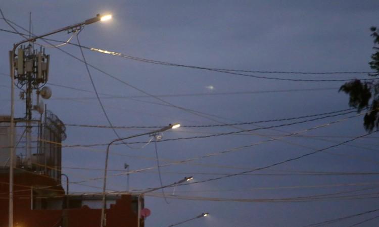 Robo de cable apaga varias secciones Tehuacán