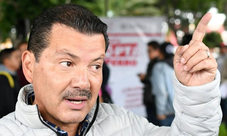 Delitos crecieron por cercanía con Puebla: Arriaga