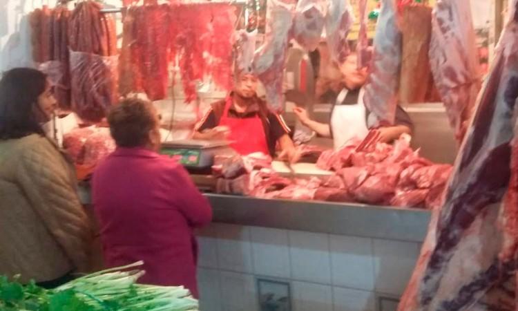 Tehuacán registra carne clandestina proveniente de Oaxaca