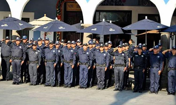 Contratación de policías, tema complicado: Arriaga Lila