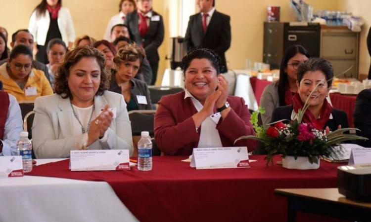 Aumentan recursos Fortaseg para San Andrés Cholula