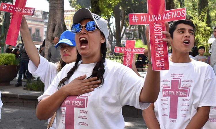 Habrá marcha contra el feminicidio en Acatlán