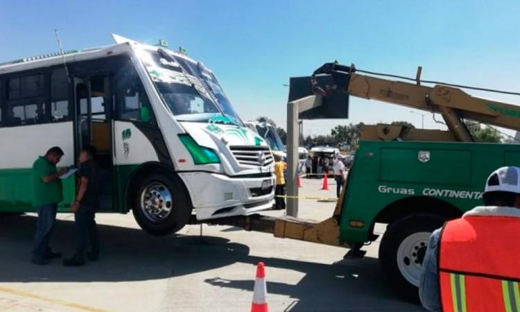 Transporte sigue sin cumplir con acuerdo en la Mixteca