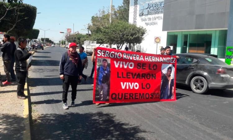 Exigen justicia para activistas en Tehuacán