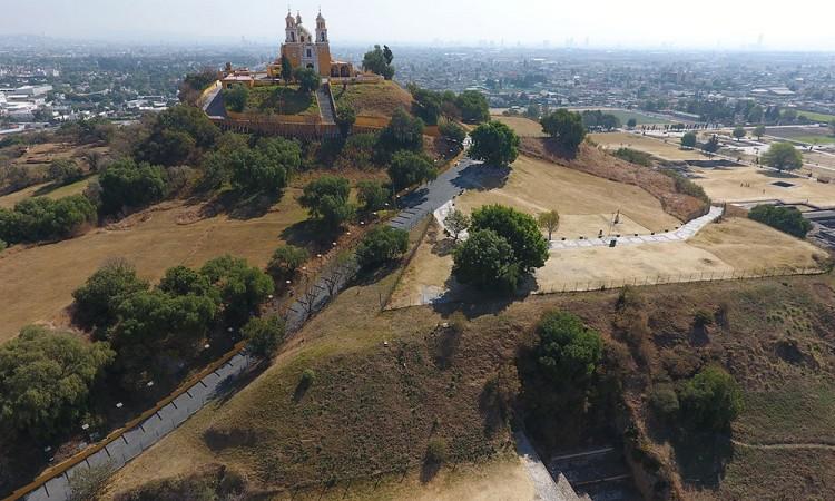 Pasaría Parque de las 7 Culturas a San Andrés Cholula