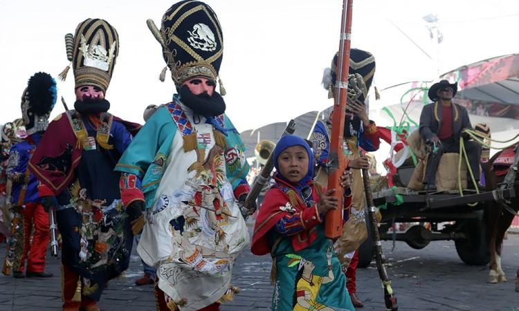 Carnaval de Huejotzingo: 152 años de historia