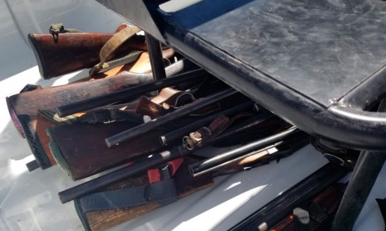 Desmantela Ejército a autodefensas de Cañada Morelos