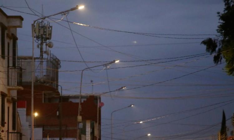 Denuncian robo de cableado telefónico en Coyotzingo
