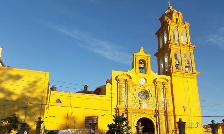 INAH se deslinda por remodelación a Iglesias en Izúcar