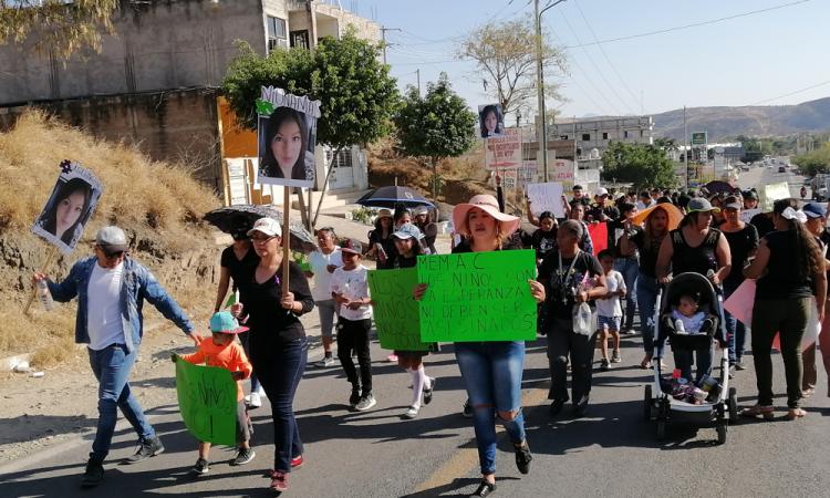 A 2 años, familiares y activistas exigen justicia