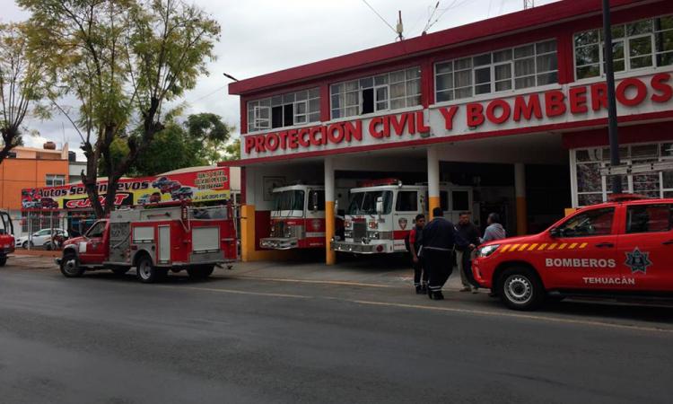 Adquirirá Ayuntamiento de Tehuacán equipo para elementos de Bomberos
