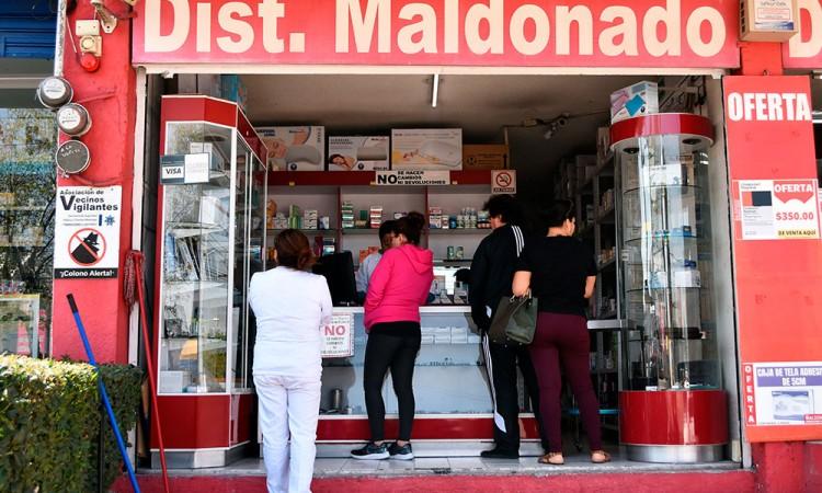 Aumentan 100% el costo de cubrebocas en la Mixteca