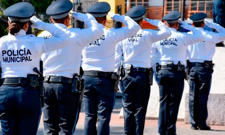 Sumará Cuautlancingo 100 policías este 2020