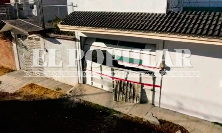 Fiscalía catea vivienda ligada a El Negro