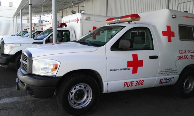 Cancelan convenio a Cruz Roja Tehuacán