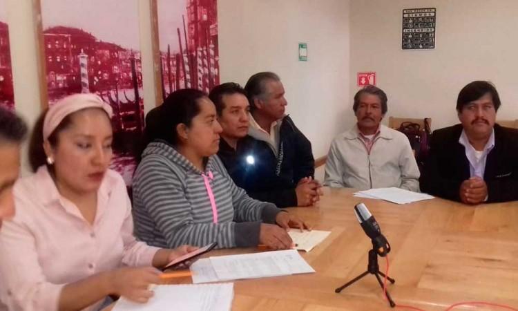 Congreso no aprueba modificaciones al Sosapatex