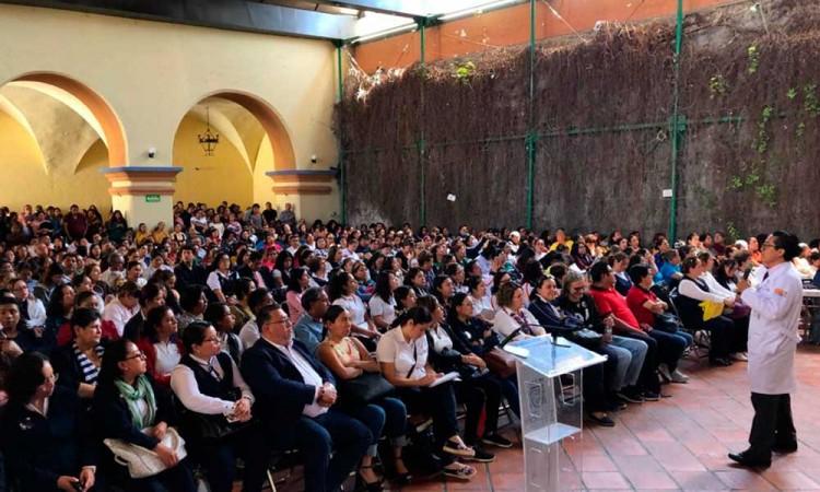Refuerzan campaña contra coronavirus en Tehuacán