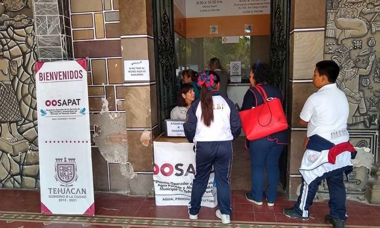 Rehabilitarán 7 pozos para evitar desabasto en Tehuacán