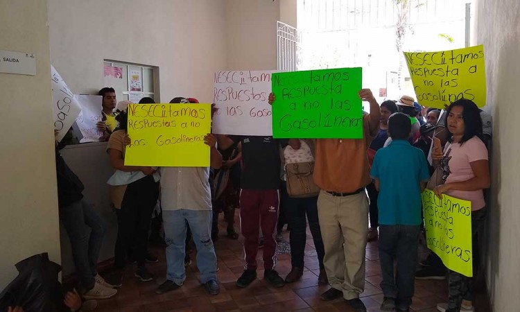 Resolverán revocación de permisos de 2 gaseras de Teotipilco