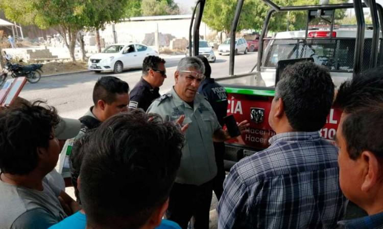 Acusan a dos funcionarios de saquear la Reserva de Tehuacán