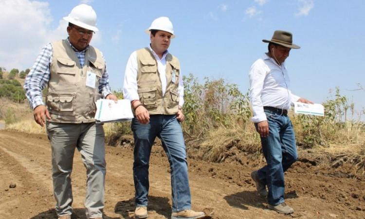 Rehabilitan rutas de evacuación en el Popocatépetl
