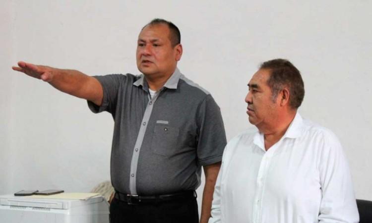 Nombran a nuevo Comisario de Seguridad Pública en Amozoc