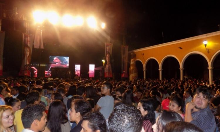 Realizan baile masivo en Juan C. Bonilla a pesar de COVID-19