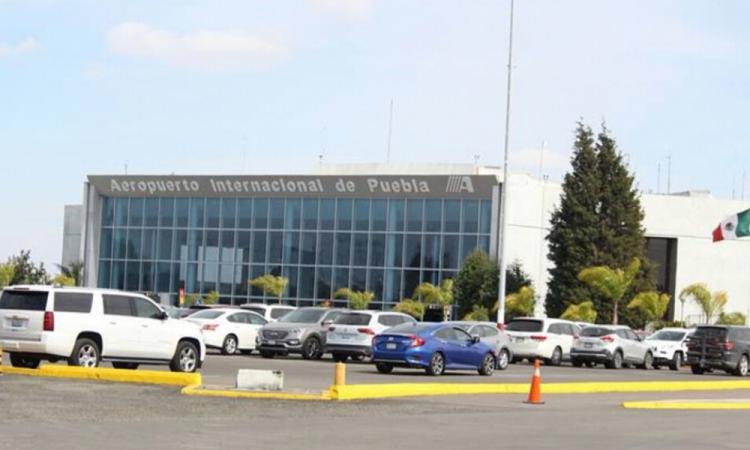 Bajan operaciones en aeropuerto de Huejotzingo