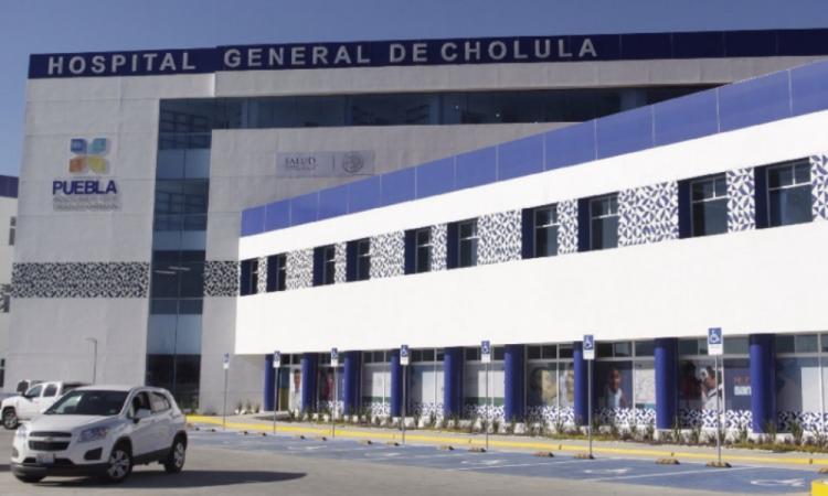 Muere en el Hospital de Cholula; no confirmaron que tuviera coronavirus