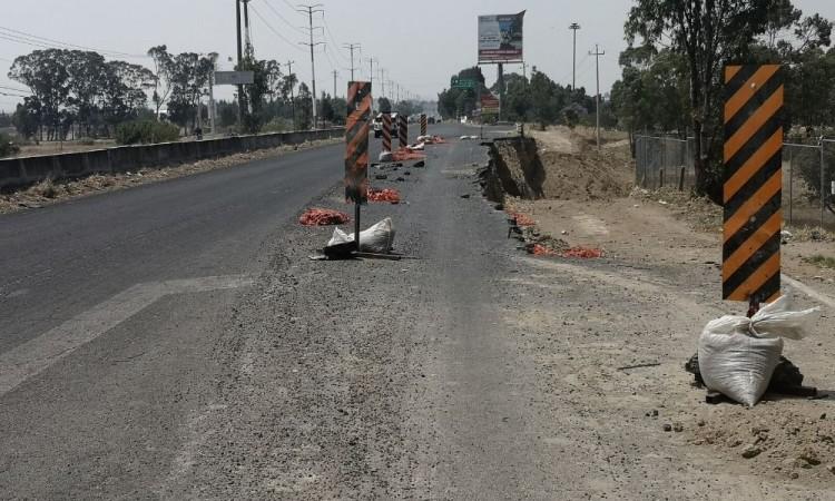 Alistan protesta para pedir reparar las vialidades en Zacatepec