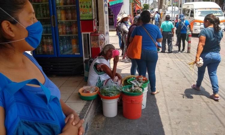 Ambulantes de Tehuacán regalarán su mercancía