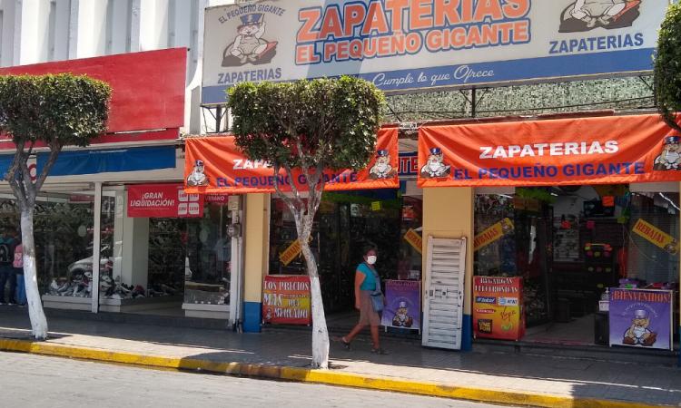 Colapsa comercio en Tehuacán por COVID-19