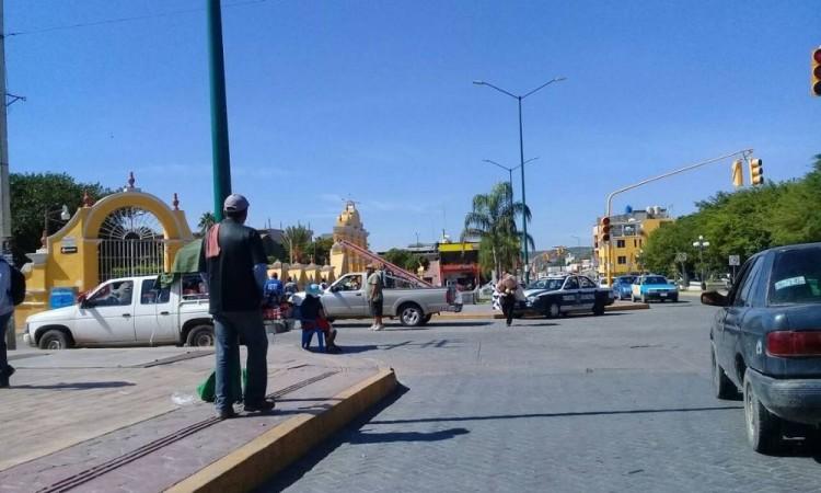 Cancelan transporte público en Acatlán de Osorio por Coronavirus