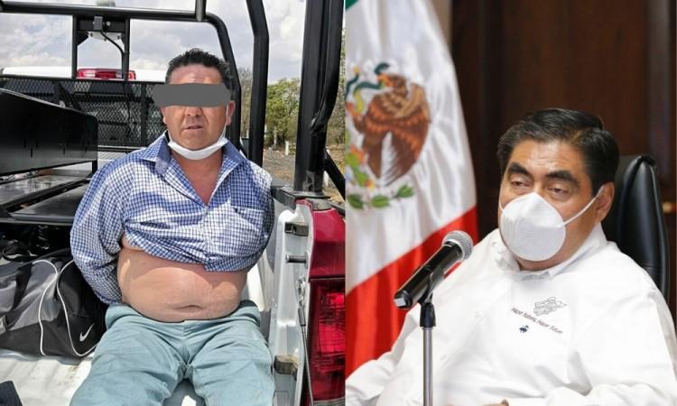 Ilegal, liberación de delegado de Bienestar: Barbosa