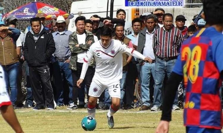 Deportistas ignoran Covid-19 en Huejotzingo