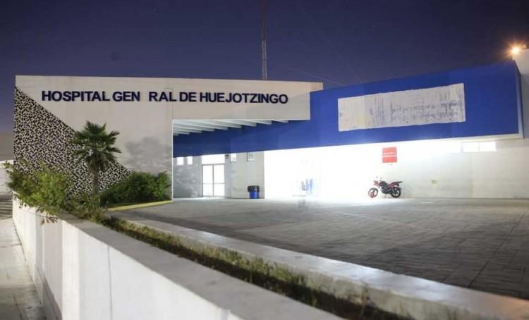 Hospital de Huejotzingo posible sede para pacientes de Covid-19