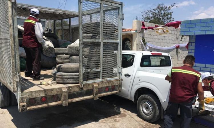 Alerta en Tehuacán ahora por dengue