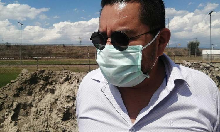 Admiten desbasto de agua en casas de Cuautlancingo
