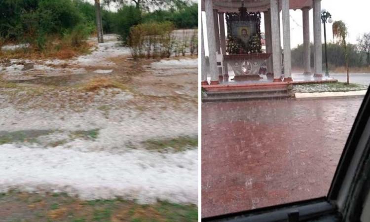 Aguaceros dañan cultivos en Yehualtepec y Tlacotepec