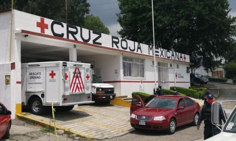 Falleció frente a la Cruz Roja de Huauchinango