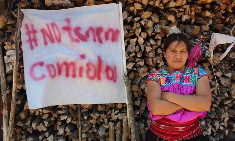 Por favor, escúchenos y mande apoyo a Tonalixco: Antorcha