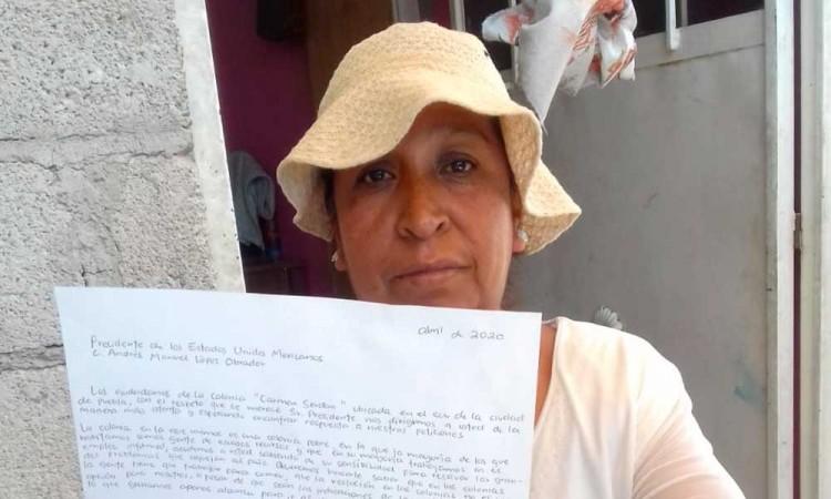 Con cartas públicas, exigen apoyos a AMLO