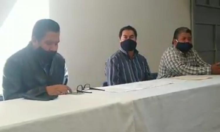 Ante inseguridad surgen autodefensas en San Andrés Cholula