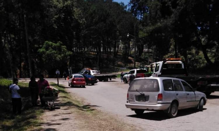 En Huauchinango el Hoy No Circula está dando resultados