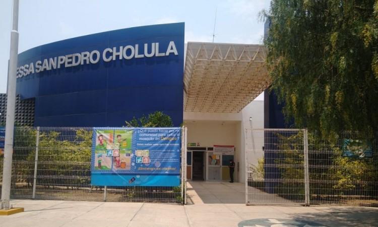 Cessa de San Pedro Cholula y Hospital de Huejotzingo serán Hospitales Covid