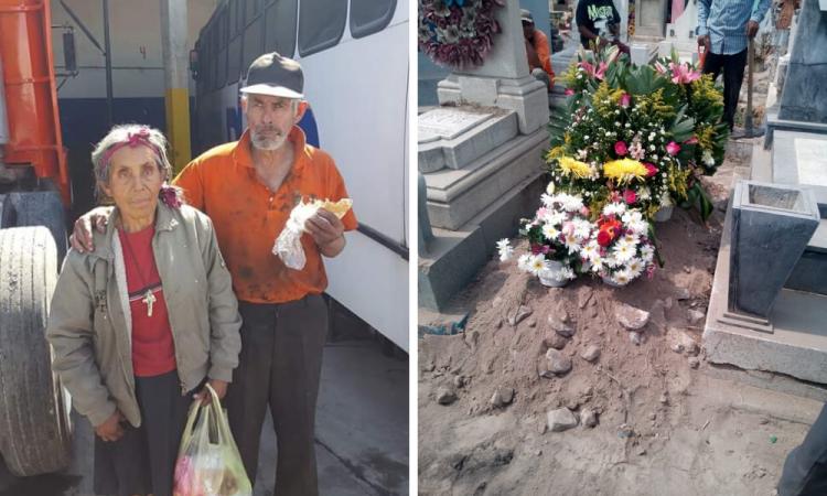 Muere mujer de la tercera edad, presentó problemas respiratorios