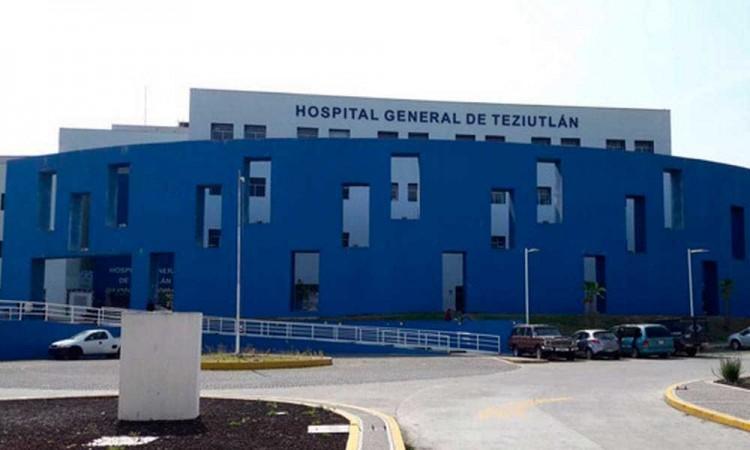Saturan hospital de Teziutlán con pacientes de Puebla capital