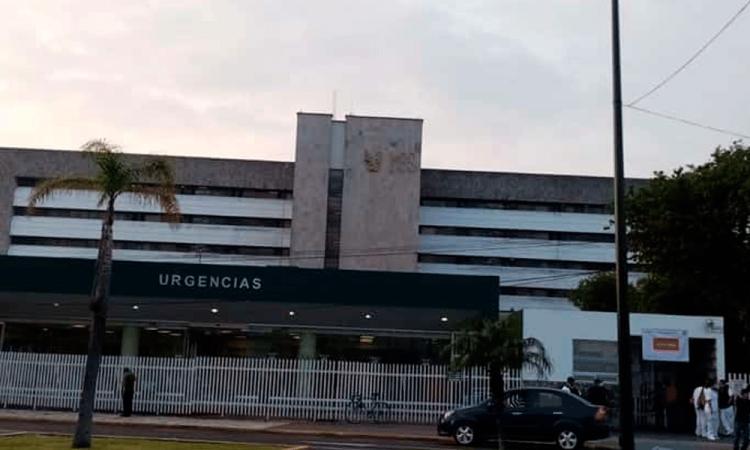 Paciente sospechoso de Covid-19 se suicida en IMSS de Orizaba